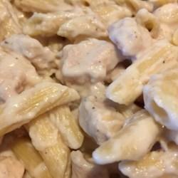 Easy Chicken Alfredo II Recipe