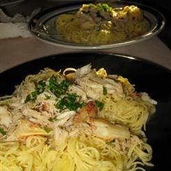 Image of Astoria Crab Pasta, AllRecipes