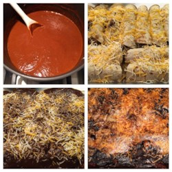 The Best Red Enchilada Sauce Recipe