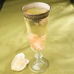 Ginger Champagne Recipe