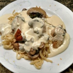 Sweet white pasta sauce recipe