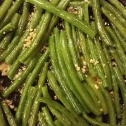 Buttery Garlic Green Beans Recipe