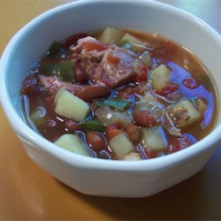 Ham Bone Soup Recipe
