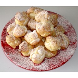 Cream Puffs I Recipe