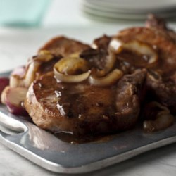 Smothered Pork Chops from Swanson(R)