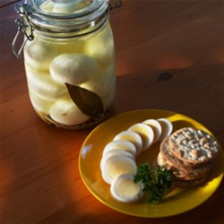 Pickled Eggs from Egg Farmers of Ontario