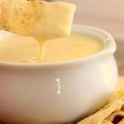 mexican white cheese dip sauce printer friendly