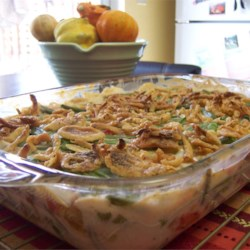 Favorite Green Bean Casserole Recipe