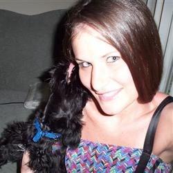 My puppy& I