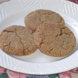 Colonial America – Molasses Cookies