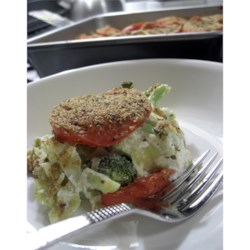 Image of Broccoli And Artichoke Bake, AllRecipes