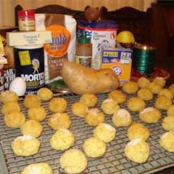 Sweet Potato Cookies II