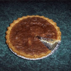 Toll House Walnut Pie