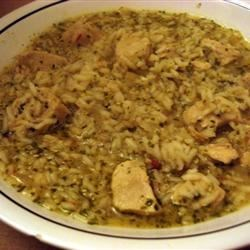 Chicken Cilantro