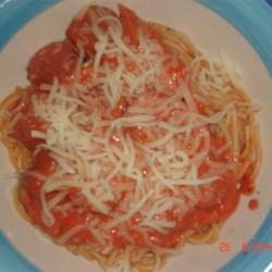 Rich Penne Pasta Recipe