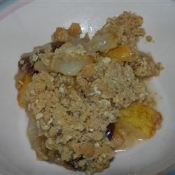 Photo of Fresh Pear Crisp by Mildred  Sherrer