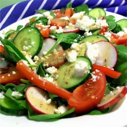 Absolutely Fabulous Greek/House Dressing Recipe