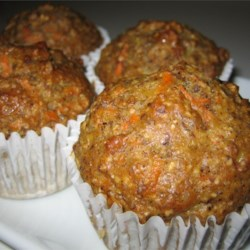 Flax Seed Carrot Cake Recipe