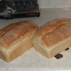 Grandma VanDorans white bread