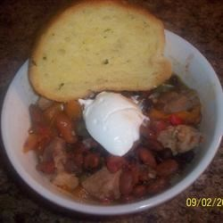 Atomic Canuck Chili Recipe