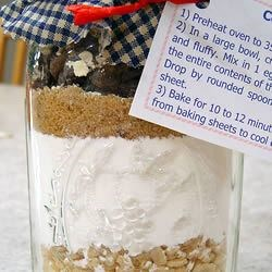 Photo of Cookie Mix in a Jar I by Laura Ashby