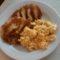 Instant Potato Pancakes