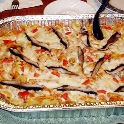 Vegetarian Baked Pasta