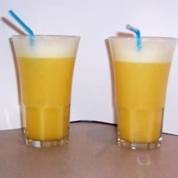 Photo of Orange Pineapple Slushie by CK