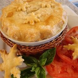 Beef Pot Pie III Recipe