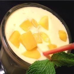 Mango Lassi-Come-Home Recipe