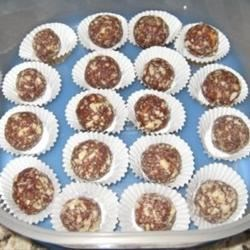 Rum Cookie Balls Recipe