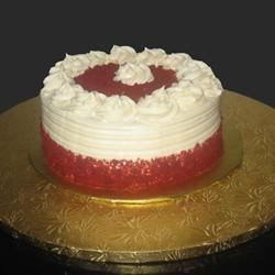 Red Velvet Cake w/Cream Cheese Frosting II