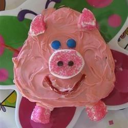 Jamie's 1st Birthday Cake