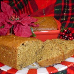 Holiday Pumpkin Bread Recipe