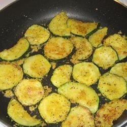 Fried Zucchini Recipe