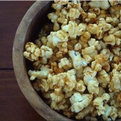 Photo of Microwave Caramel Popcorn by SUBGIRL