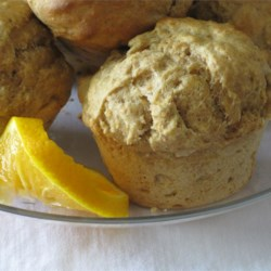Orange Spice Muffins Recipe