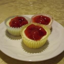 Cheese Cake Cups