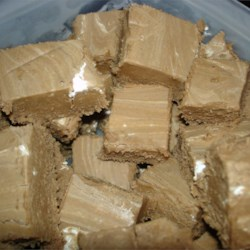 Peanut Choc-Scotch Fudge Recipe