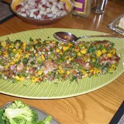 Mango Salsa Chicken Recipe