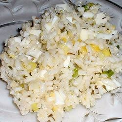 Tarragon Rice Salad Recipe