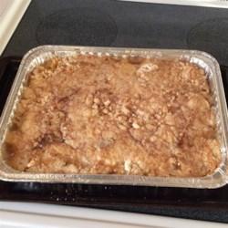 Apple Pie Cake Mix Cake Recipe Allrecipes Com