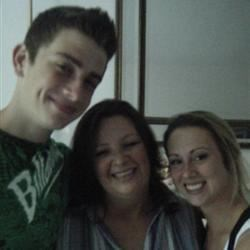 Lexi, Justin and me.