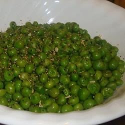 Lemon Pepper Peas Recipe