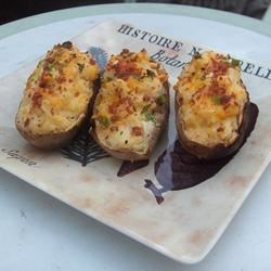 Quick and Easy Ultimate Twice Baked Potatoes