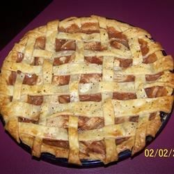 Image of Aunt Shirley's Dietetic Pie, AllRecipes