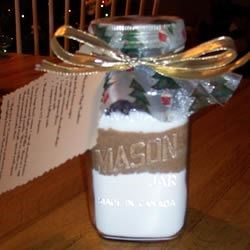 Cookie Mix in a Jar I
