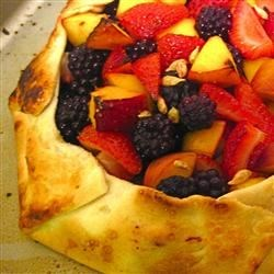 Summer Fruit Galettes Recipe