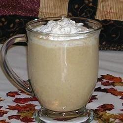 No Coffee Pumpkin Latte