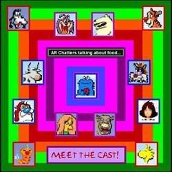 Chat Cast